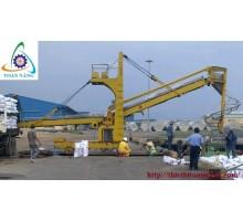 Băng tải cầu cảng di động