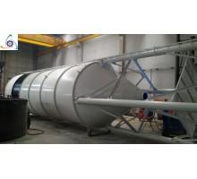 Silo 100 tấn chứa tro bay-  bột đá - xi măng