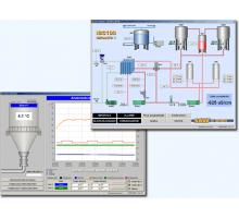 thiết kế scada cho các dây chuyền sản xuất dùng PLC Siemens, PLC Omron, PLC  Delta,   PLC Mitsubishi,  PLC Allen Bradley, ...