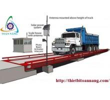 Trạm cân ô tô điện tử  40-80-120-150 tấn