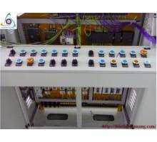 Thi công lắp đặt Tủ điện điều khiển động cơ dùng biến tần